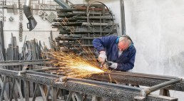 lavorazione ferro - Curzi L&P