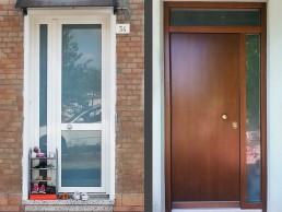 porte d'ingresso e portoni blindati - Curzi L&P